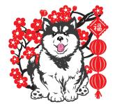 Chiński Nowy Rok 2018 – Rok Psa Ziemi