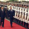 Wizyta Miedwiediewa w Chinach