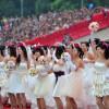Zbiorowy ślub w Wuhan