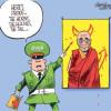 """Dalai Lama """"wilk w sukni mnicha"""""""