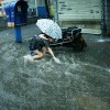 Gwałtowne ulewy w centralnych Chinach