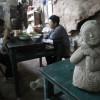 Małżeństwo z Chongqing od 17 lat mieszka w jaskini