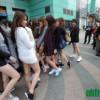 """""""Dzień Bez Spodni"""" w Taipei"""