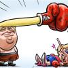 Chiny i Trumplandia