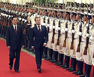 Photo of Wizyta Miedwiediewa w Chinach