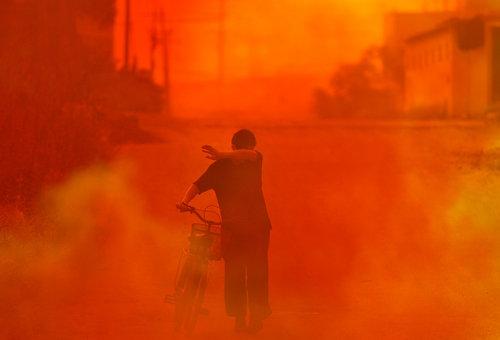 Photo of Trujący gaz w Jinhua