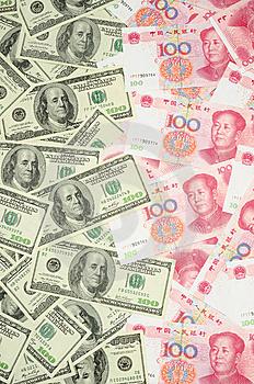 Photo of Dolar kontra yuan