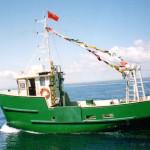 vietnam trawler