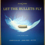 Let the Bullets Fly AFM 2009 promo poster collider.com
