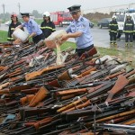 Burning Guns in China