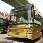 golden bus