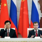 RUSSIA-CHINA-HU-MEDVEDEV