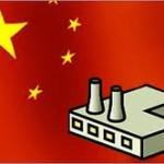 Chiny produkcja przemysłowa najniższa od 2009 roku