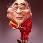People's Daily klika Dalai Lamy skazana na porażkę