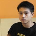 Zhang Shangwu olimpijczyk ulicznym żebrakiem1