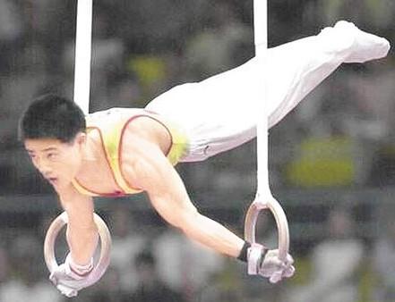 Zhang Shangwu olimpijczyk ulicznym żebrakiem2