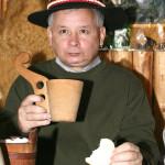 jaroslaw kaczynski, chiny, leszek slazyk