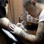 tatuaz, chiny, leszek slazyk, 2