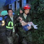 Chiny 17 ofiar wypadku autobusowego, chiny, leszek slazyk 3
