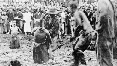 Photo of Masakra w Nankinie, czyli podobieństwo losów