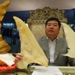 Chiny zupa z płetwy rekina znika z menu urzędników, chiny, leszek slazyk