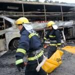 Chiny - 36 ofiar wypadku autobusu dalekobieżnego, chiny, leszek slazyk