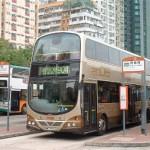 hong kong bus, chiny, leszek slazyk