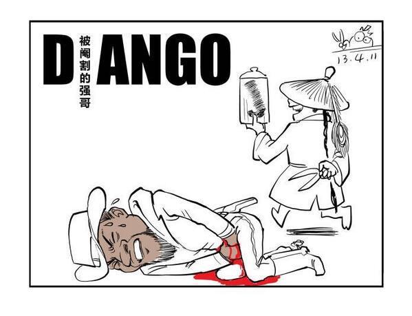 django, chiny, leszek slazyk, 3