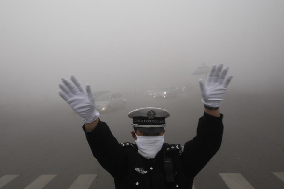 Photo of ChRL : Parę słów na temat smogu