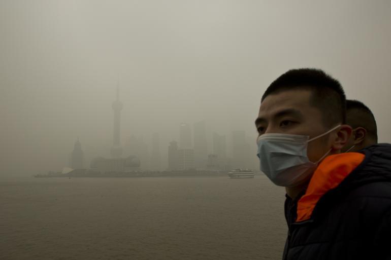 smog, x-mas, chiny, leszek slazyk