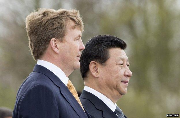 Photo of Prezydent Xi Jinping rozpoczął swoją wizytę w Europie