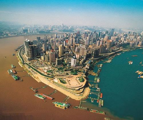 Photo of Chongqing, największe miasto Chin, największe miasto świata