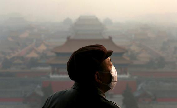smog, chiny, leszek ślazyk