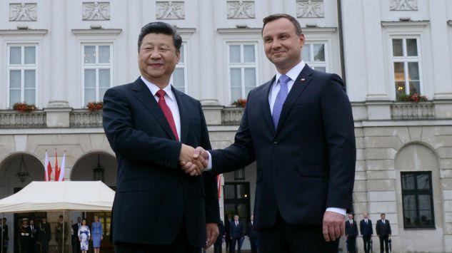 Photo of Przewodniczący Xi Jinping w Polsce
