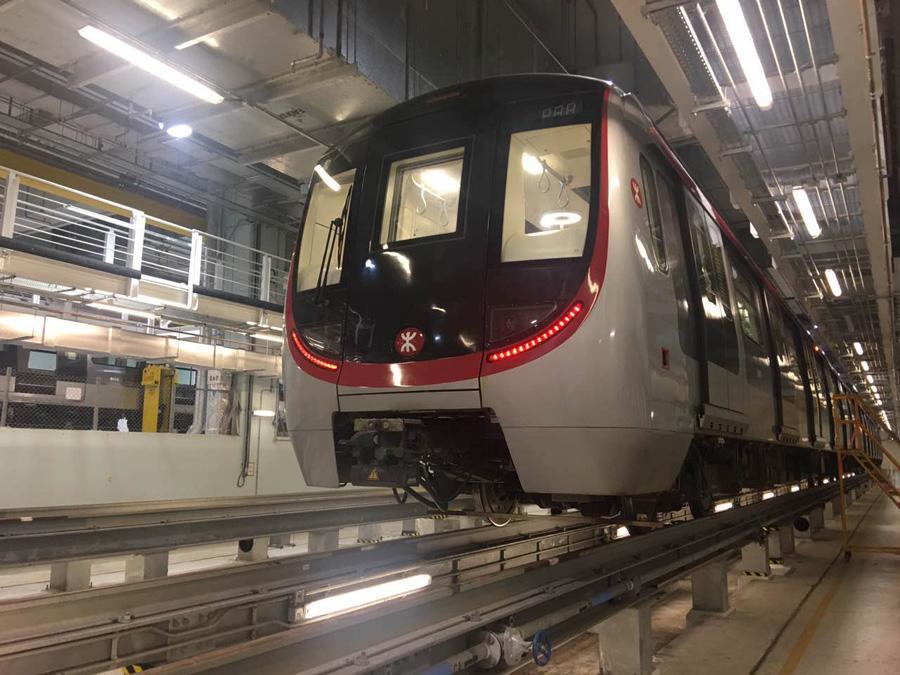 Photo of Autonomiczna linia metra (MTR) w Hong Kongu