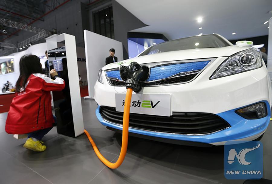 Photo of Chiny: Cztery razy więcej aut eko do 2020