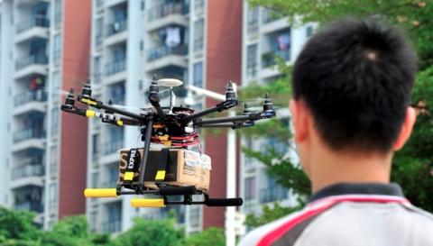 Photo of Drony, drony, drony
