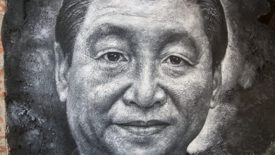 xi jinping painted_by Abode of Chaos