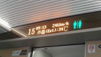 chiny z pociągu 1