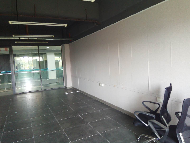 Nasze biuro jeszcze bez mebli 56 m kw.