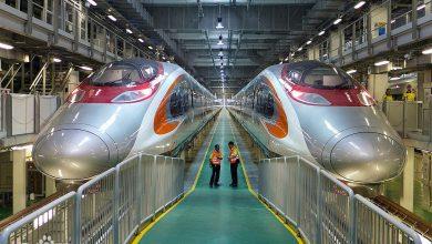 Photo of Wibrującym ekspresem z Hong Kongu do Shenzhen